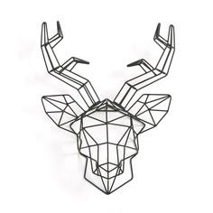 Настенное украшение: охотничий трофей UGOYA LA Redoute Interieurs