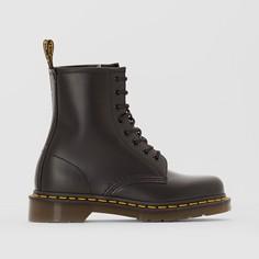 Ботинки кожаные на шнуровке 1460 Dr Martens