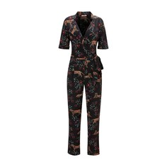 Комбинезон с брюками с короткими рукавами с рисунком JOE Browns
