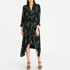Платье длинное LALIE Ba&;Sh