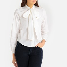 Блузка с галстуком-бантом Sister Jane