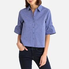 Рубашка с короткими рукавами Maison Scotch