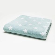 Полотенце банное Stars 100% хлопка . LA Redoute Interieurs