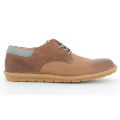 Ботинки-дерби кожаные на шнуровке Vildiur Kickers