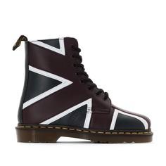 Ботинки кожаные на шнуровке Dr Martens