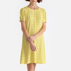 Платье-миди La Redoute