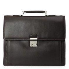 Портфель GERARD HENON 2528 темно-коричневый