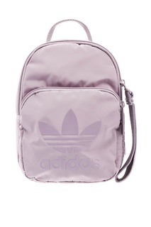 Сиреневый мини-рюкзак с логотипом Adidas
