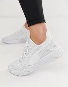 Белые кроссовки Puma defy - Белый