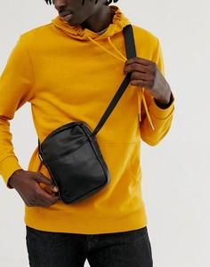 Черная сумка для авиапутешествий Mi-Pac Tumbled - Черный