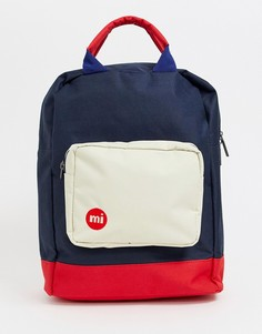 Рюкзак-тоут в стиле колор блок Mi-Pac Decon - Мульти
