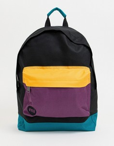 Рюкзак в стиле колор блок Mi-Pac Classic - Мульти