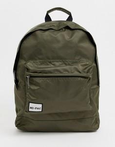 Нейлоновый рюкзак цвета хаки Mi-Pac - Зеленый