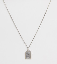 Серебристое ожерелье Serge DeNimes Church Of Serge - Серебряный