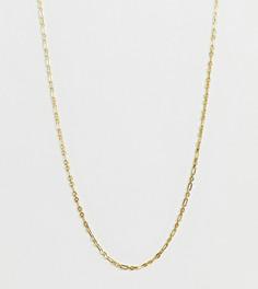 Позолоченное ожерелье-цепочка Galleria Armadoro - Золотой