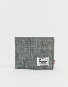 Бумажник с карманом для монет и RFID-меткой Herschel Supply Co Roy - Серый