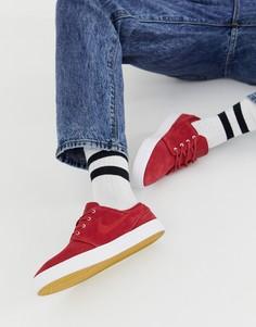 Красные кроссовки Nike SB Zoom Stefan Janoski - Красный