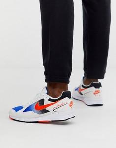Оранжевые кроссовки Nike Air Skylon II - Оранжевый