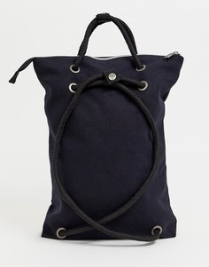 Черная сумка Mi-Pac Rope Pack - Черный