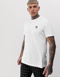 Белая футболка adidas Originals Essentials - Белый