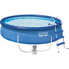 Надувной бассейн Intex 26166 Easy Set 457х107см (12430л)