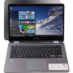 Ноутбук Asus TP401CA-EC083T (90NB0H21-M02860) grey 14 (FHD TS M3 7Y30/4Gb/128Gb eMMC/W10)