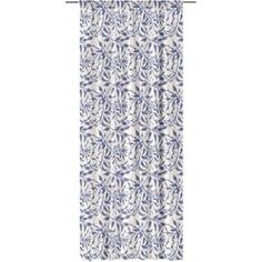 Комплект штор Солнечный Дом 165x270, Индиго (716019)