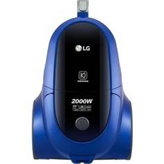 Пылесос LG VC53000KNTC синий