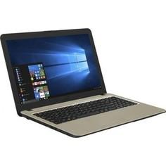 Ноутбук Asus X540MA-GQ064T (90NB0IR1-M03660) Black 15.6 (HD Cel N4000/4Gb/500Gb/W10)