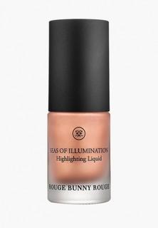 Хайлайтер Rouge Bunny Rouge светоотражающий Highlighting Liquid 09 море дождей