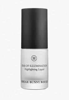 Хайлайтер Rouge Bunny Rouge светоотражающий Highlighting Liquid 10 море облаков