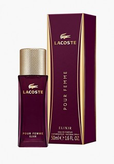 Парфюмерная вода Lacoste Pour Femme Elixir, 50 мл