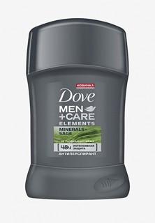 Дезодорант Dove карандаш ELEMENTS Свежесть Минералов и Шалфея, 50 мл