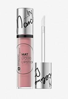 Помада Bell Матовая Жидкая Гипоаллергенная Mat Liquid Lipstick Тон 101