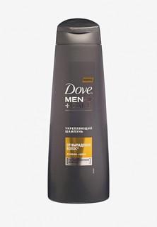 Шампунь Dove мужской укрепляющий От выпадения волос Кофеин и цинк 250 мл