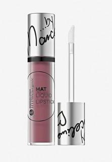 Помада Bell Матовая Жидкая Гипоаллергенная Mat Liquid Lipstick Тон 04