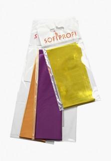 Набор для дизайна ногтей Sofiprofi из фольги (3 шт) №90