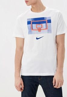 Футболка спортивная Nike M NK DRY TEE BACKBOARD