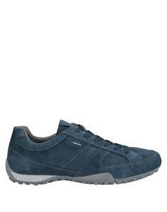 Низкие кеды и кроссовки Geox
