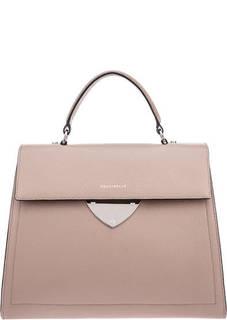 Кожаная сумка с плечевым ремнем B14 Coccinelle
