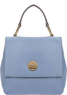 Кожаный рюкзак с откидным клапаном Liya Coccinelle