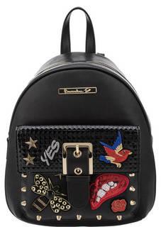 Рюкзак с декоративной отделкой Keira Braccialini