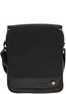 Маленькая текстильная сумка через плечо Mandarina Duck