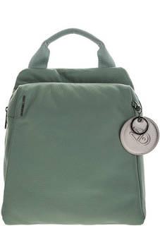 Кожаный рюкзак с отделением для планшета Mandarina Duck