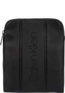 Маленькая сумка через плечо с принтом Calvin Klein