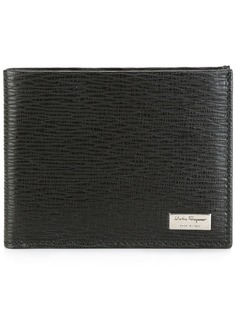 Salvatore Ferragamo фактурный бумажник