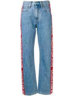 Женские прямые джинсы Calvin Klein