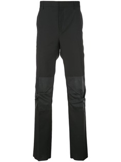 Lanvin tailored ruched panel trousers