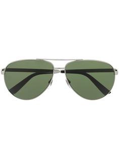 Gucci Eyewear солнцезащитные очки-авиаторы