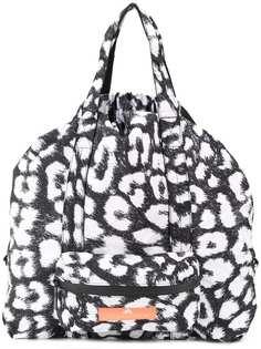 c52ce7f3b5b5 Adidas By Stella Mccartney спортивная сумка с леопардовым принтом Adidas  Stella McCartney